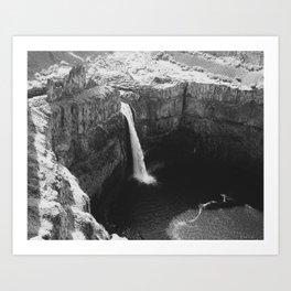Palouse Falls, WA Art Print