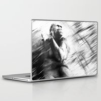 ape Laptop & iPad Skins featuring APE by A-HG