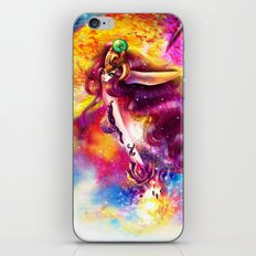 LIRIOPE iPhone Skin