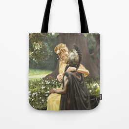Hades & Persephone Tote Bag