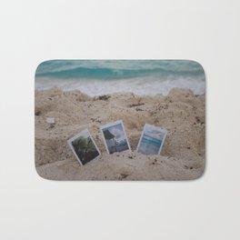 Polaroids and the Sea Bath Mat