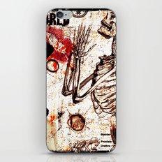BEAUTIFUL WORLD iPhone & iPod Skin