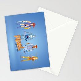 Thundercats - Pixel Nostalgia  Stationery Cards