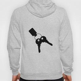 Keys And Fob Hoody