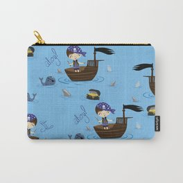 Pirate Story Carry-All Pouch