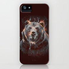 DARK BEAR iPhone (5, 5s) Slim Case