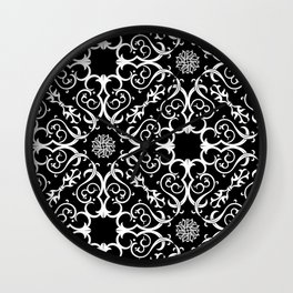 Ornaments01 Wall Clock