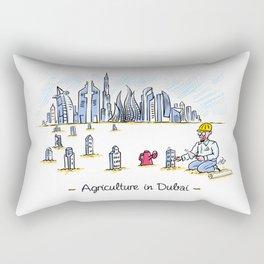 Dubai Rectangular Pillow