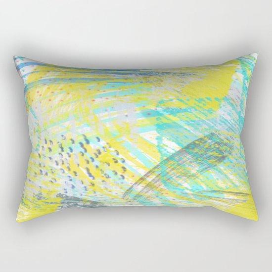 Abstract 181 Rectangular Pillow
