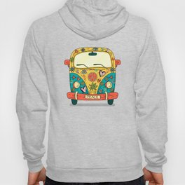Hippie Bus Hoody