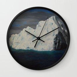 Melting Beauty Wall Clock