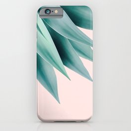 Agave flare iPhone Case