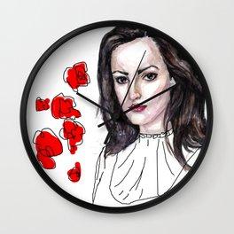 Judith Jessuron Wall Clock