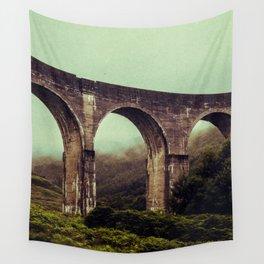 SCOTLAND / Glenfinnan (Viaduct), Highlands / 01 Wall Tapestry