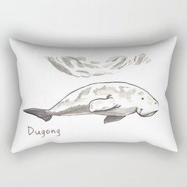 Dugong! Rectangular Pillow