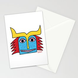 Uncle Sneaky Nose Stationery Cards