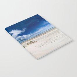 Grenen Beach Panorama Notebook