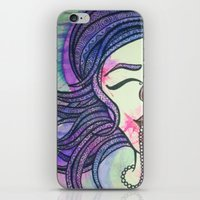 sister iPhone & iPod Skins featuring Sister by Taylor James