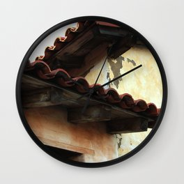 Spanish colonial  Wall Clock