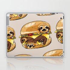 Sloths Burger Laptop & iPad Skin