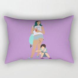 Florida Project movie Rectangular Pillow