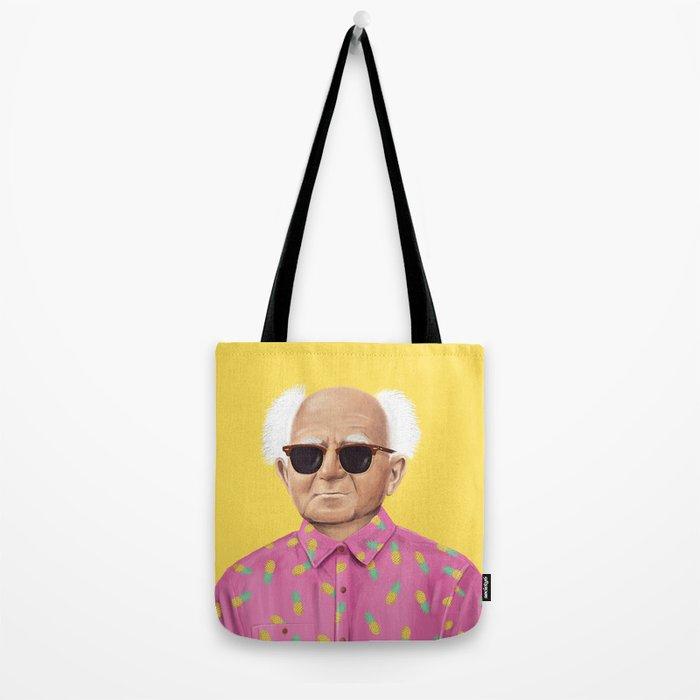 The Israeli Hipster leaders - David Ben Gurion Tote Bag