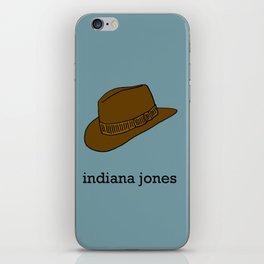 Indiana Jones iPhone Skin
