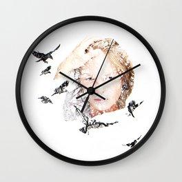 Let slip Wall Clock