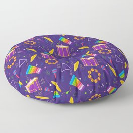 Percussion Floor Pillow