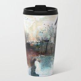 In A Fog Travel Mug