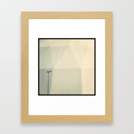 Not just another lamp Framed Art Print