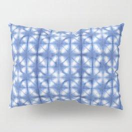 Shibori Itajime Pillow Sham