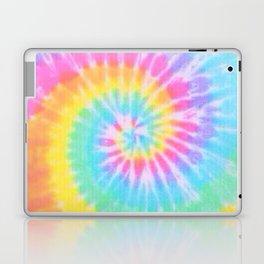 Rainbow Tie Dye Laptop & iPad Skin