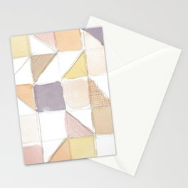 Watercolor Sketch Stationery Cards