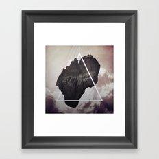 Dormant Framed Art Print
