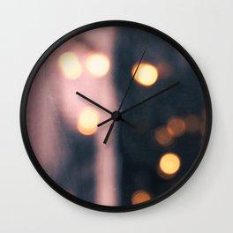 Xmas lantern Wall Clock