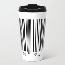 I AM NOT FOR SALE.. Travel Mug