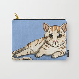Lazy kitty Carry-All Pouch