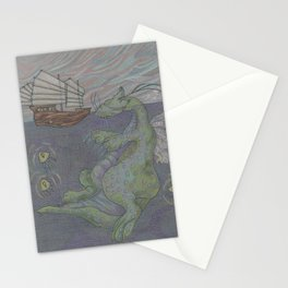 Dreaming Dragon Stationery Cards
