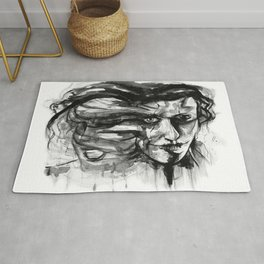 Freedom from fear Rug