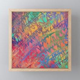 Reve Fest Framed Mini Art Print