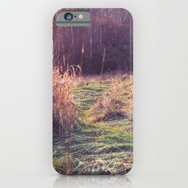 Fantasy Field iPhone Case