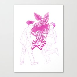 GD+TOP Canvas Print