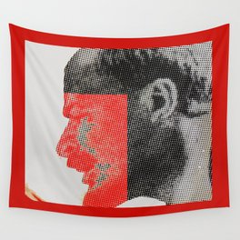 Vladimir Ilyich Ulyanov alias Lenin poster Wall Tapestry