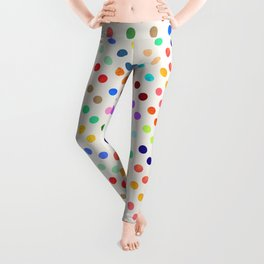 Polka Proton Leggings