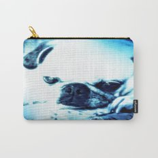 PUG LOVE ~ A Lovely Little Old Lady Carry-All Pouch
