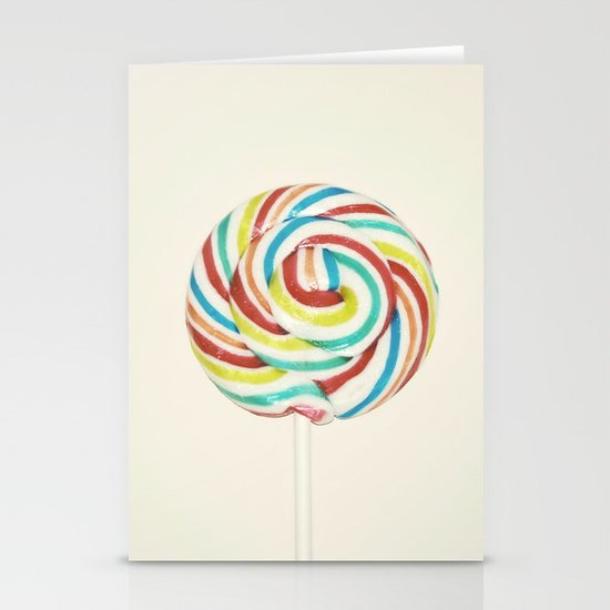 Sweet Rainbow Stationery Cards