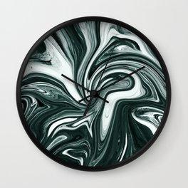 50 Shades of Grey Wall Clock