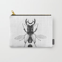Sun Beetle Carry-All Pouch