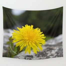 Between two stones Wall Tapestry